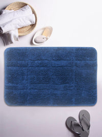 CLASSIC BATH MAT 100% Cotton with Anti Skid, Rubber Backing, Max absorbance & Super soft (BM557)