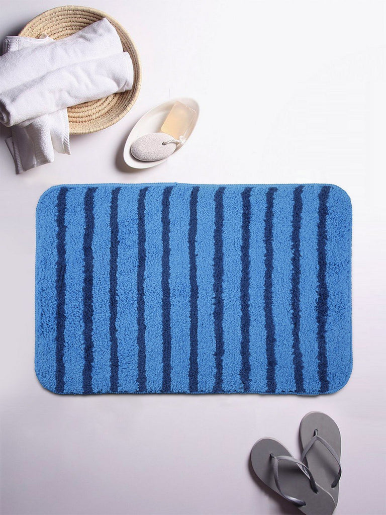 100% Cotton Bath Mat With Anti Skid & Rubber Backing. (BM573 ...