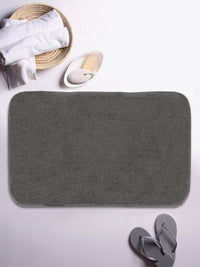 BIANCA Micro Fiber Spa Bath Mat with Anti skid & HD Rubber Backing.(BM576)