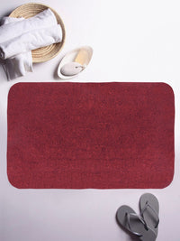 Bianca Micro Fiber Plush Bath Mat with Super Soft feel & HD Rubber Backing. (BM588)