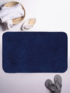 Bianca Micro Fiber Plush Bath Mat with Super Soft feel & HD Rubber Backing. (BM595)