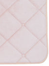 BIANCA Quilted Micro Fibre Luxor Memory Foam Bath Mat with Anti skid & HD Rubber Backing (BM606)