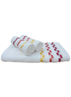 3 Pc Sonoma Towel Set 100% Cotton (1 Bath Towel+ 2 Hand Towel) (C_Bt123Z_Ht55Z)
