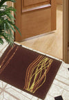 Splender Door Mat With Nylon Fiber & High Density Rubber Backing. (Dm02)