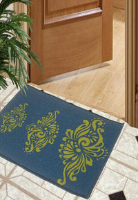 Splender Door Mat With Nylon Fiber & High Density Rubber Backing. (Dm35)