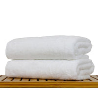 BIANCA 100% Cotton TERRY Bath Towel SET OF 2 PCS H-BT03A