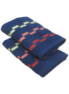 100 % Cotton Hath Towel (Set Of 2) (Ht54Z)