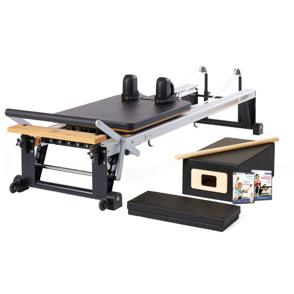 Merrithew At Home Pro Reformer Package, Stott Pilates, Stott Reformer