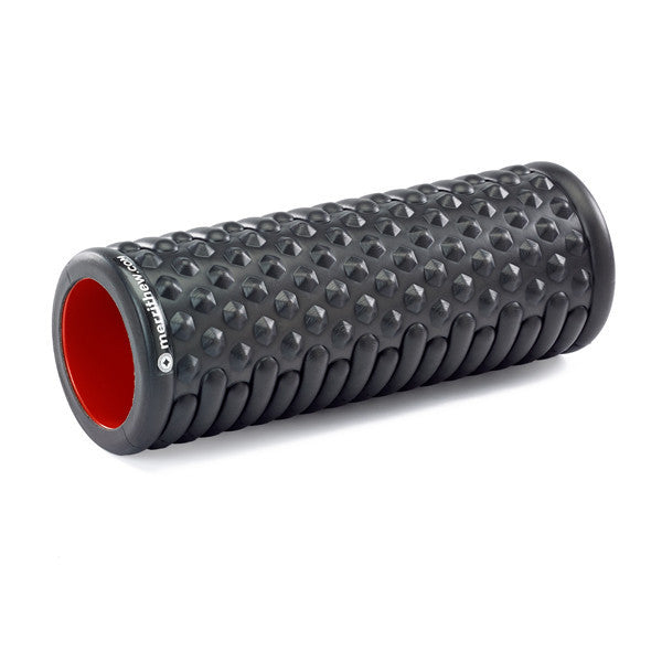Merrithew Massage Point Foam Roller 15 inch (Black)