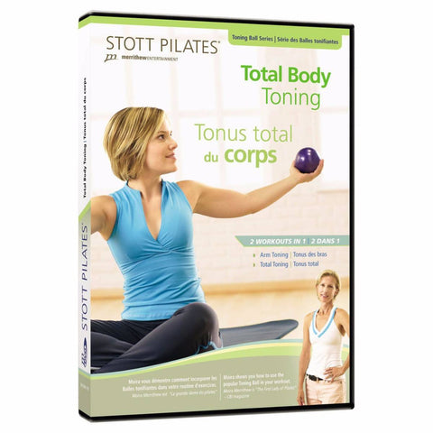 Merrithew Total Body Toning DVD, Stott Pilates