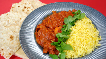 Butter Chicken with Special Makhani Cook-In Sauce