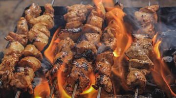 Our top tips for a winter BBQ.