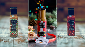 Top sauces for Christmas Day.