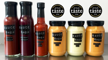 Stars in our eyes... 6 New Great Taste Awards!