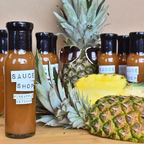 Pineapple Ketchup - Sauce Shop