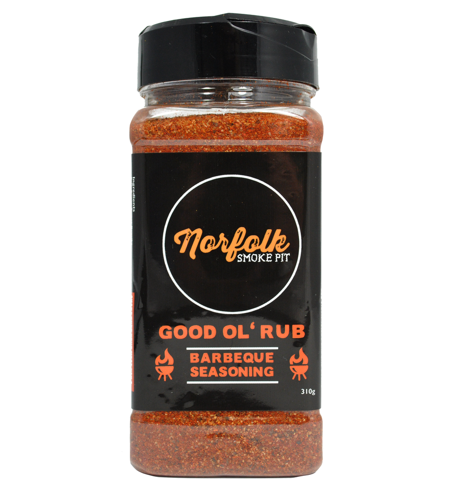 Norfolk Smoke Pit Good Ol' Rub Shaker 310g