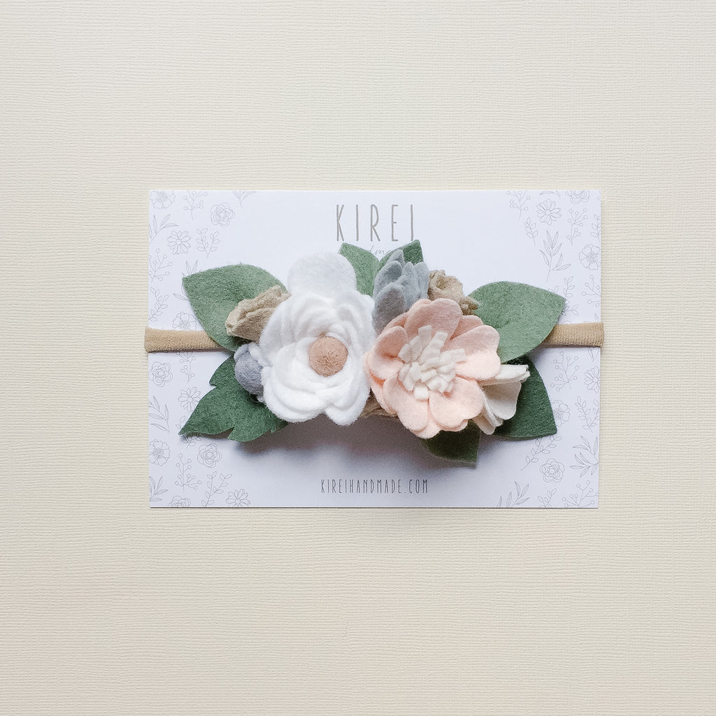 Woodland small crown **PRE-ORDER**