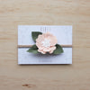 Kirei Bloom set of 2 piggies clips - neutral pink