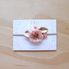 Kirei Bloom set of 2 piggies clips - buttercup