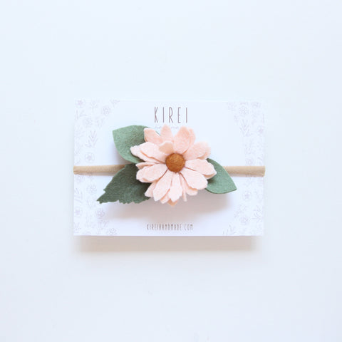 Spring Daisy small crown