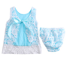 Lace Swing Top Set