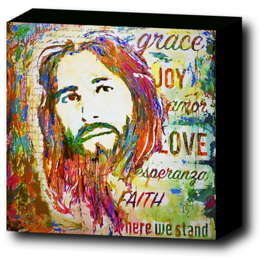 christian artwork paintings