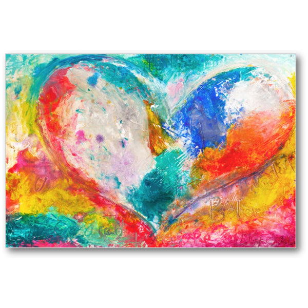 Love Just How You Are-Premium Canvas Gallery Prints-CG Pro Prints-Ivan Guaderrama Wholesale