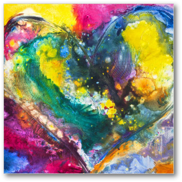 Free To Love-Premium Canvas Gallery Prints-CG Pro Prints-Ivan Guaderrama Wholesale
