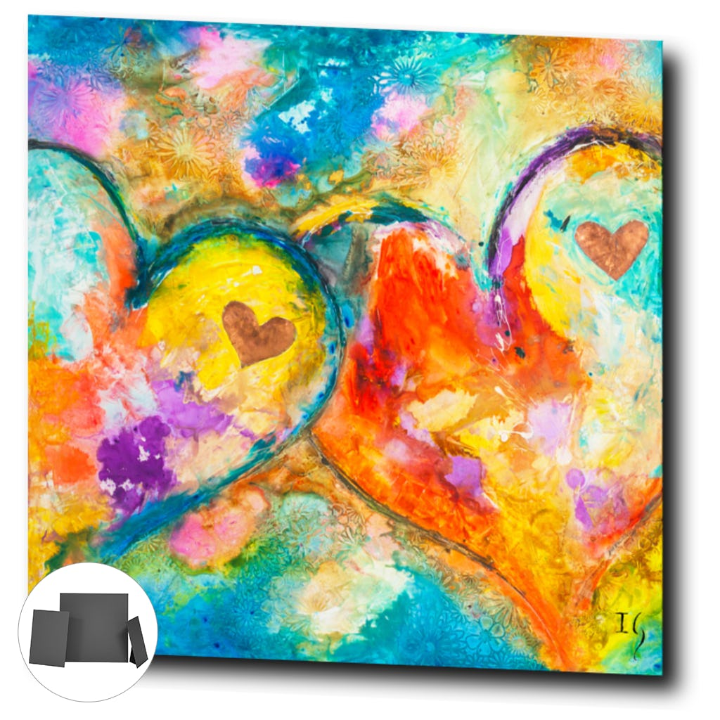 Joined By Love-Premium Canvas Gallery Prints-CG Pro Prints-Ivan Guaderrama Wholesale