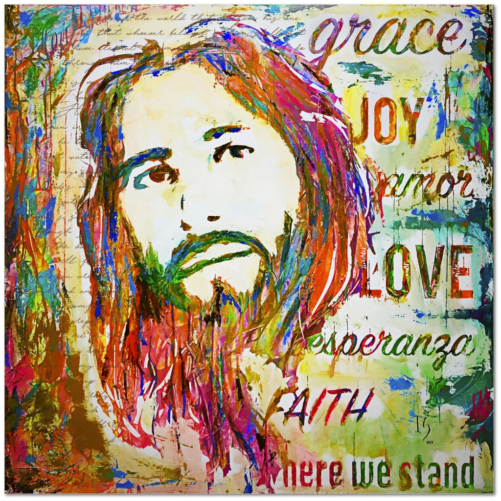 Amazing Grace-Premium Canvas Gallery Prints-CG Pro Prints-Ivan Guaderrama Wholesale