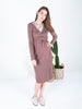 2 Way Wrap Sweater Dress