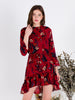 Autumn Roses Dress