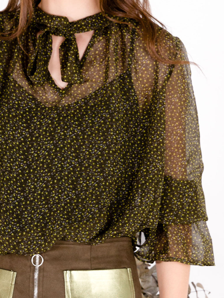 A Forest Adventure Blouse