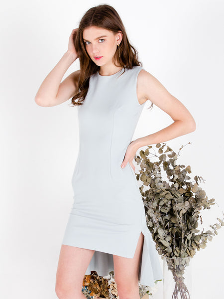 Glacier Shift Dress