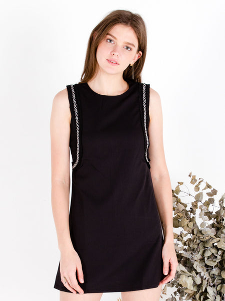 Minimalist Sleeveless Dress