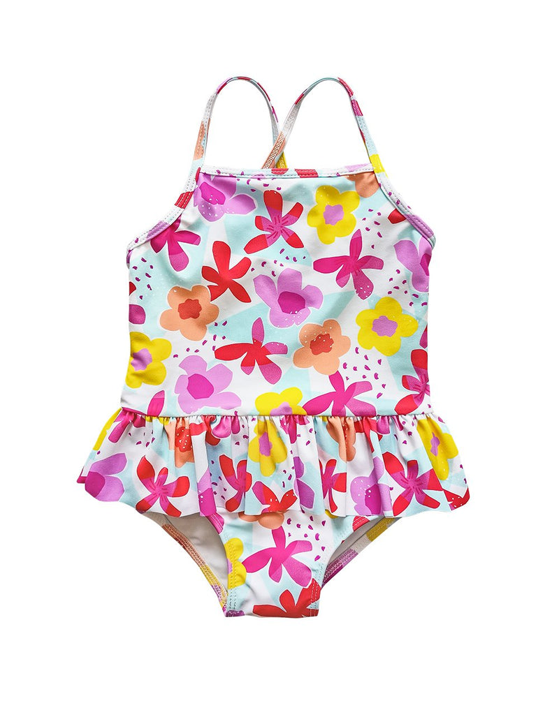 Seaflower Baby Swimsuits