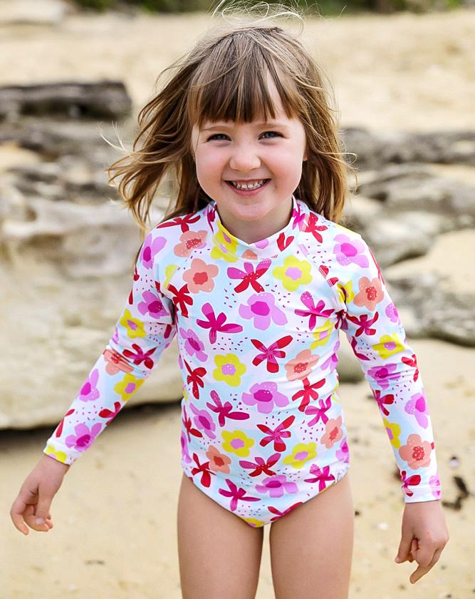 Seaflower Surf Suit Bashie