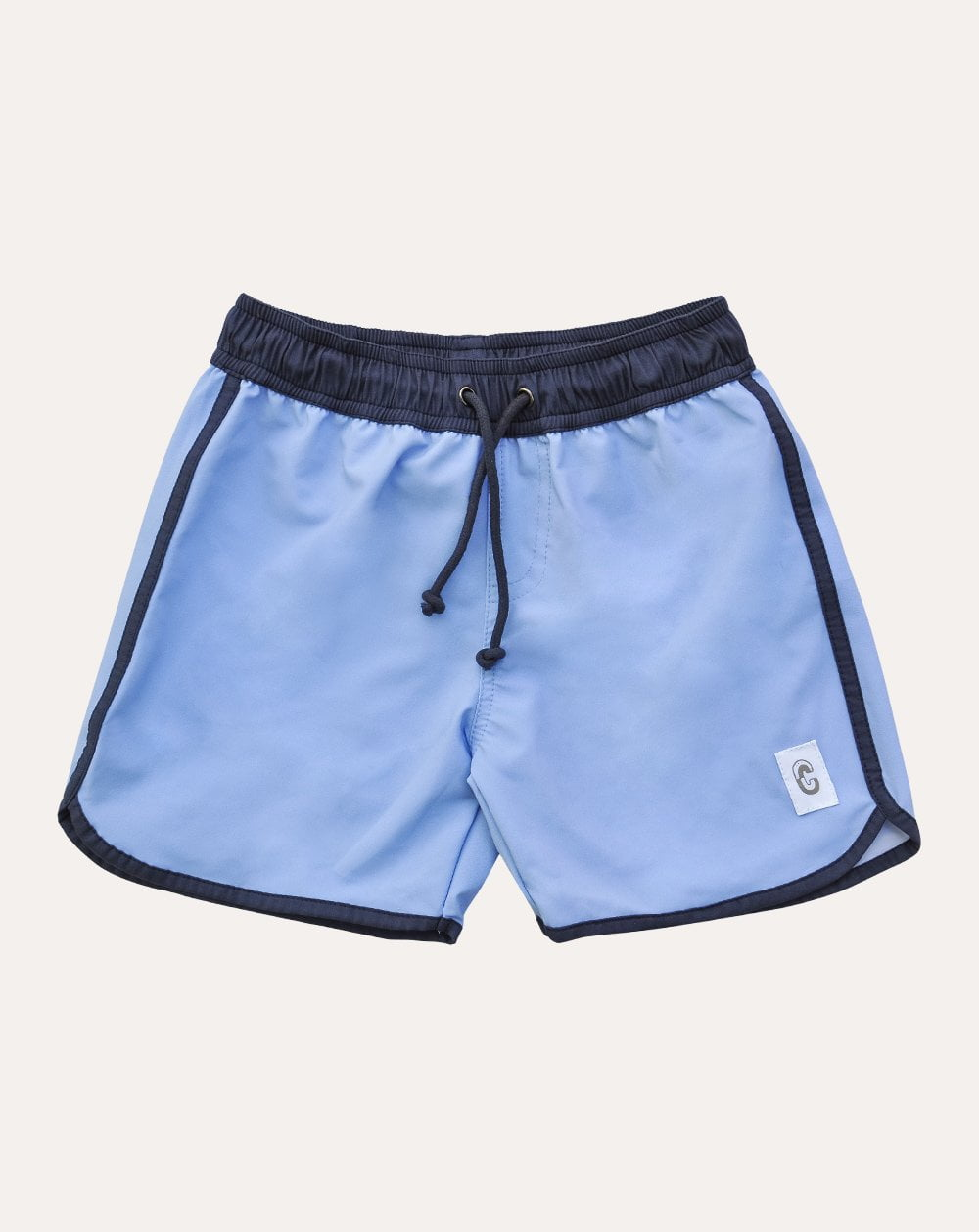 Periwinkle Quick Dry Beach Shorts