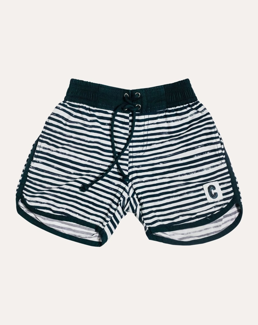 Make Waves Organic Cotton Beach Shorts