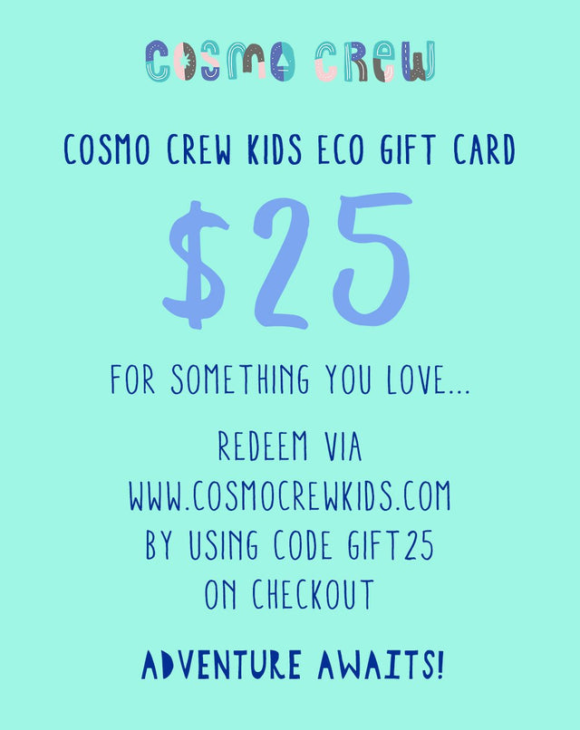 Cosmo Crew Kids Gift Card