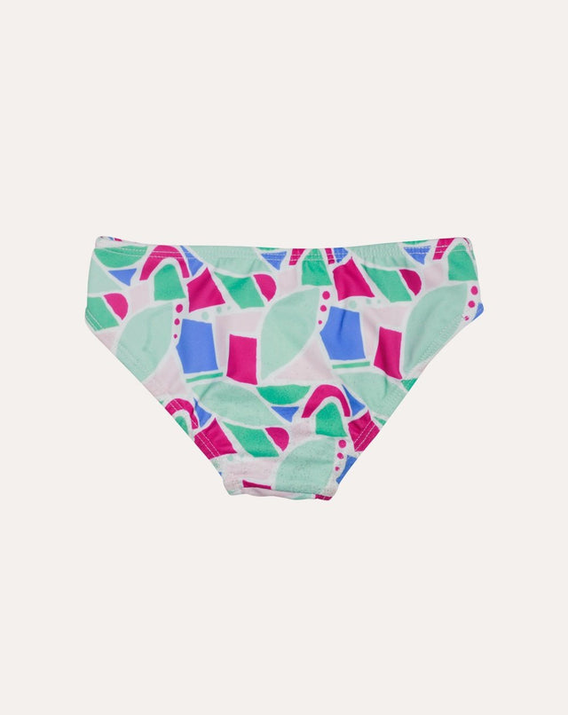 Paradise Pop Plain Bikini Bottom