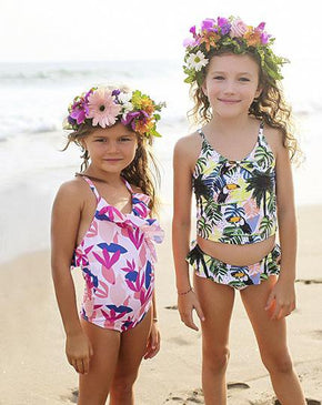 Pretty in Paradise Swimsuits