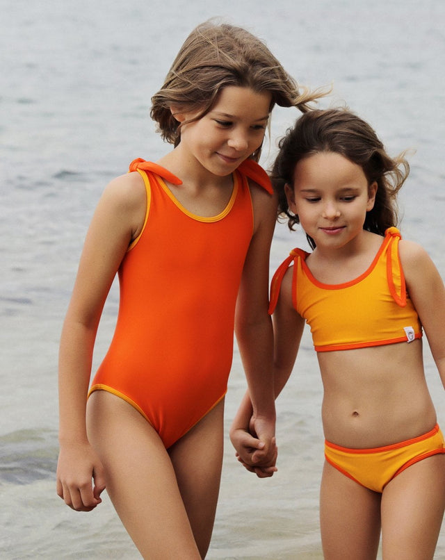 Lobster Tie Swimsuits