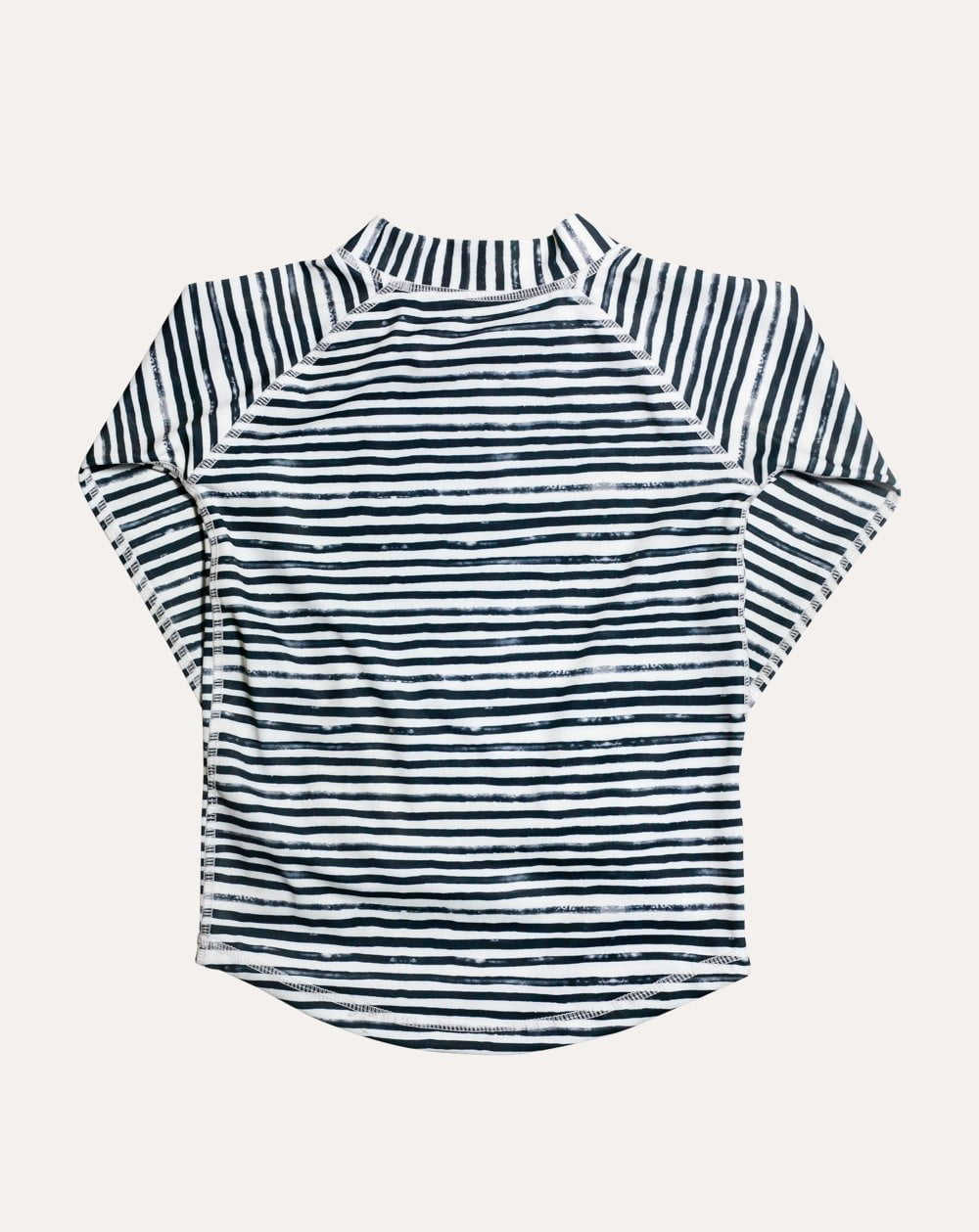 Make Waves Sea & Snow Rash Top
