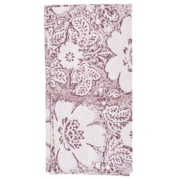 Canvas + Sasson - Everdene Flora Napkin Set of 4