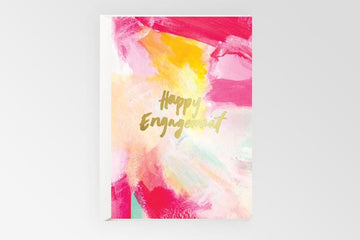 Rachel Kennedy Designs - Card - Happy Engagement