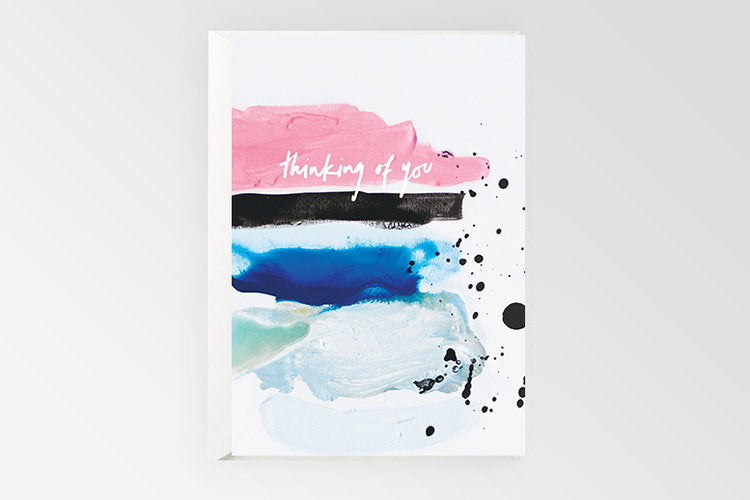 Rachel Kennedy Designs - Card - Thinking of You
