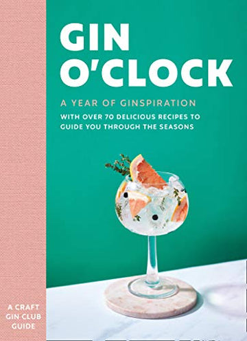 Brumby Sunstate - Gin O'Clock - A Year of Ginspiration