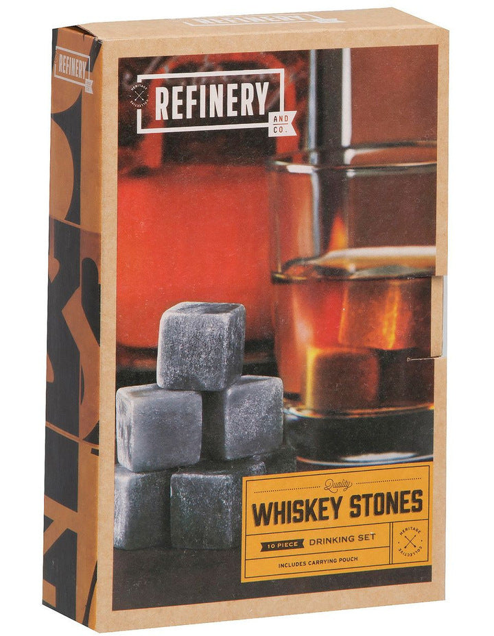 Refinery & Co - Whiskey Stones