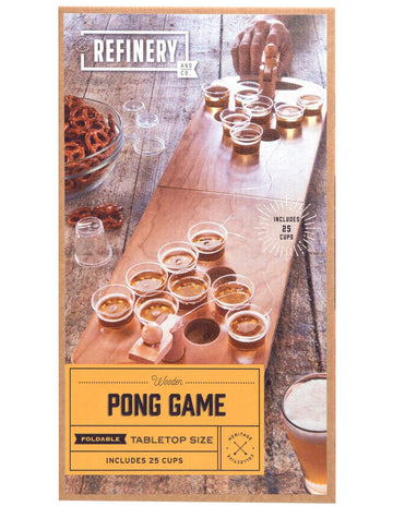 Refinery & Co - Game Beer Pong